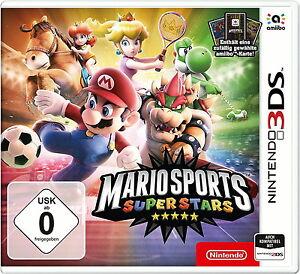 Nintendo Mario Sports Superstars (Nintendo 3DS, 2017) - Bad Hersfeld, Deutschland - Nintendo Mario Sports Superstars (Nintendo 3DS, 2017) - Bad Hersfeld, Deutschland