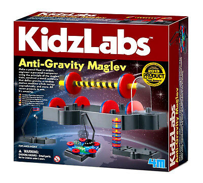 Magnet Science Kit For Kids Educational Toys Project Experiment Girls Boy Age - Magnet Science