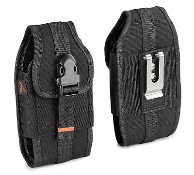 - AGOZ Heavy Duty Rugged Belt Clip Loop Pouch Case Cover Holster for Zebra Touch