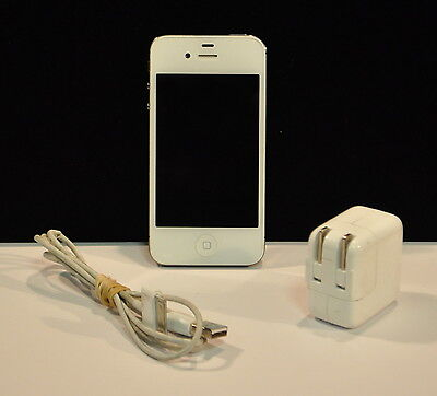 Apple iPhone 4 - 8GB - White (Sprint) Smartphone, As is for parts on Rummage