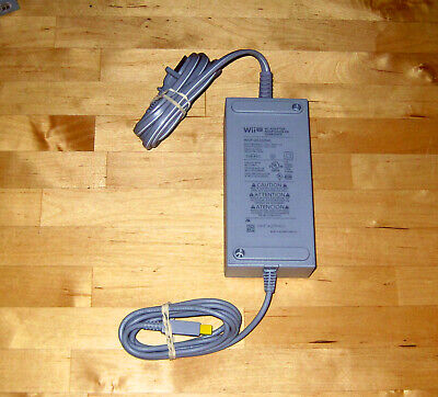 GENUINE Nintendo Wii U Power Adapter Supply Charger OFFICIAL