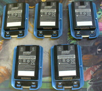 Lot Of 5 Symbol Motorola Mc40 Scanner Battery 82-1609555-03