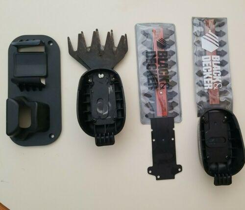 """Black & Decker Lightweight 6"""" 150mm Compact Shrubbers for SSC1000 NIP (L12)"""