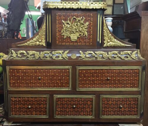 French Louis XV Style Cabinet