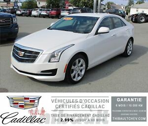 2015 Cadillac ATS berline De base TI