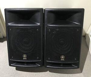 Yamaha Stagepas 300 PA Speakers Stagepass