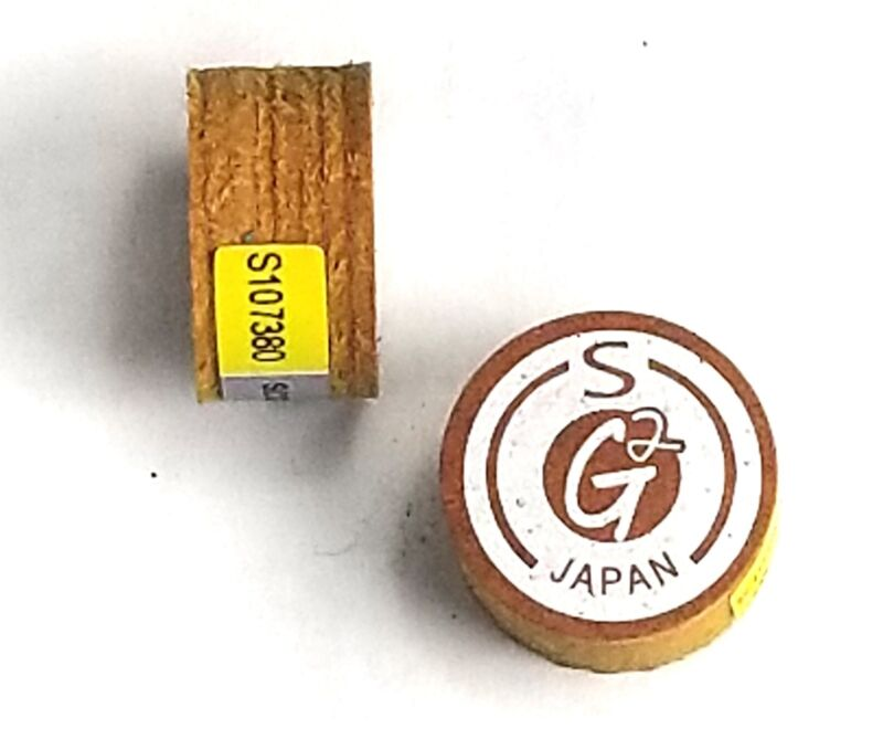 1 New / Authentic G2 Soft Pool Billiard Cue Tip 8-Layer - Authorized US Dealer