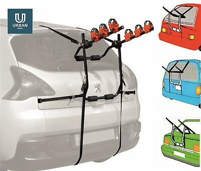 Cycle Carrier High Mount To Fit Hyundai Tucson, 3 Cycle, Rear Bike...