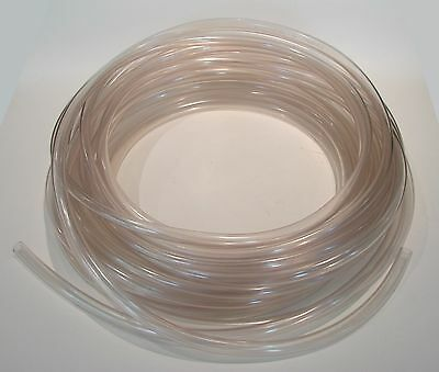 New Food Grade Clear PVC Tubing Vinyl 3/8