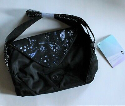 Gem Bag (IVIVVA Moon Gem Bag Crossbody Cosmic Purse Black NWT Lululemon )