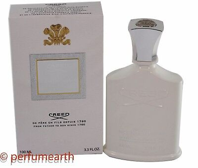 Silver Mountain Water By Creed Millesime 3 4 3 3 Oz  100Ml Edp Spray For Men New