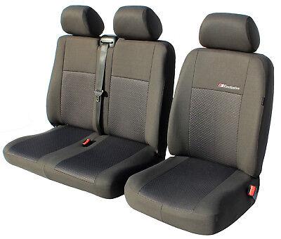 Bus DCT Exclusive Universal Sitzbezüge 1+2 Schonbezüge für Mercedes Sprinter