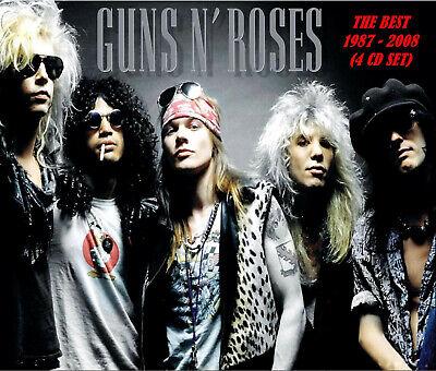 Guns N' Roses - [Remastered] The Best 1987 - 2008 (4 CD Set) Compilation!