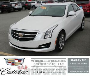 2015 Cadillac ATS berline Traction intgrale Luxury