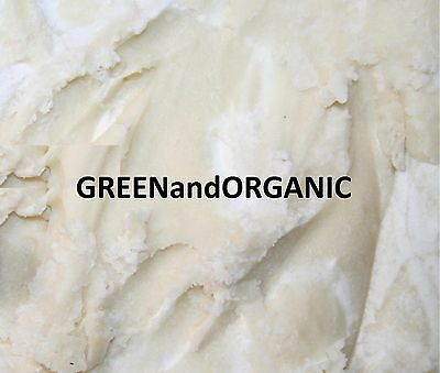 4.5Lbs PURE Premium Organic African IVORY/White SHEA BUTTER Unrefined Raw 2 Kg
