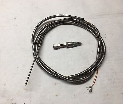 Dpn Thermal Thermocouple Probes - 51 9712 - In Flexible Conduit - Connector New