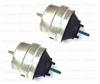 Engine Motor Mount Set of 2 Mounts L+R Brand New for Audi A4 A6 S4 VW Passat V6 - New Vw Volkswagen Engine Motor