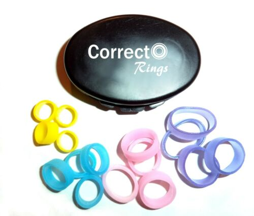 Correcto Rings for flat or inverted nipples