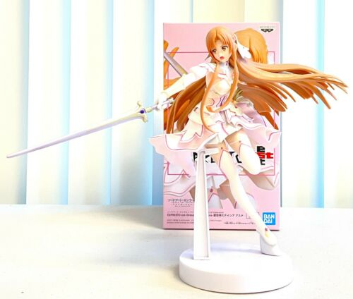 Banpresto Sword Art Online Figure Espresto Dressy Motions Goddess Asuna BP16367