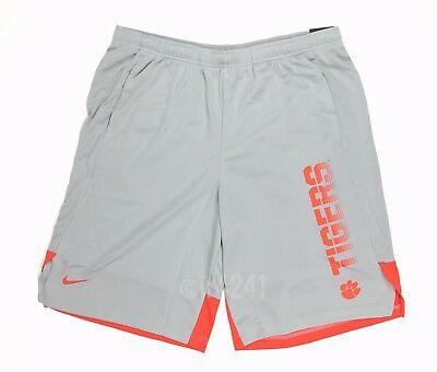 Clemson Tigers Nike Sideline Breathe Knit Player 10.5
