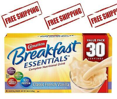 Carnation Breakfast Essentials Nutritional Drink - -