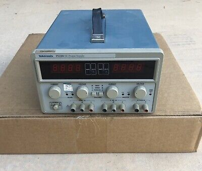 Tektronix Ps280 Dc Power Supply - Working