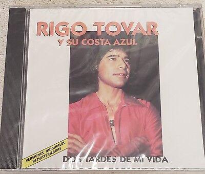 RIGO TOVAR Y SU COSTA AZUL -DOS TARDES DE MI (Rigo Tovar Dos Tardes De Mi Vida)