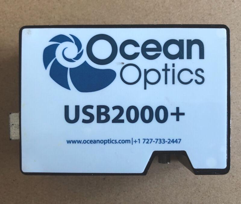 OCEAN OPTICS USB2000+VIS-NIR SPECTROMETER, 340-1025nm