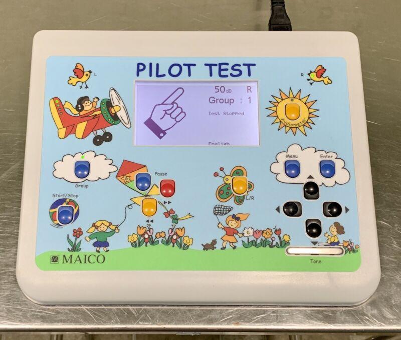 Maico Pilot Test Audiometer Pediatric Hearing Test
