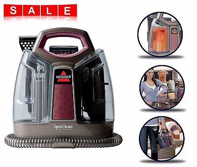 Bissell Spotclean Portable Carpet Cleaner Spot Auto Car Deep Steam Stain Machine