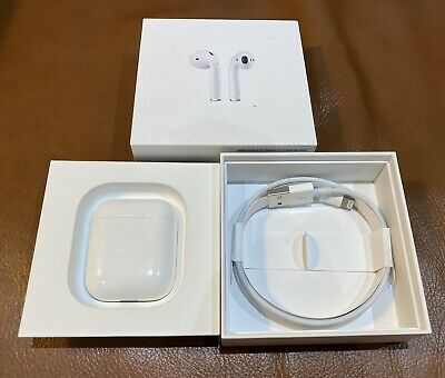 Apple EarPods 1st Generation Wireless - Excellent Condition - Boxed