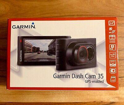 NEW Garmin Dash Cam 35  Camera 1080p Full HD Drive Recorder BRAND NEW SEALED