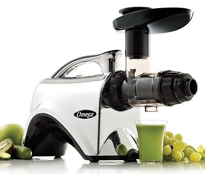OMEGA JUICER NC900HDC Pith EXTRACTOR AND NUTRITION CENTER