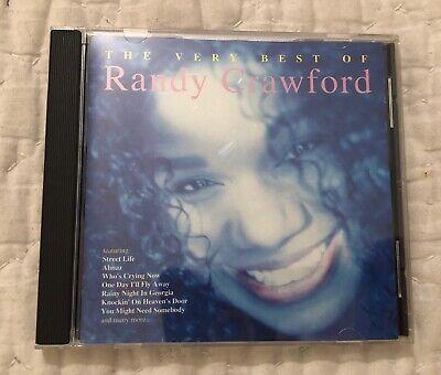 Randy Crawford: The Very Best Of CD R&B Soul 1993