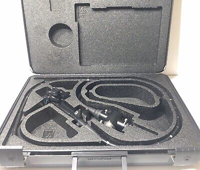 Olympus Evis Pcf-100 Video Colonoscope Pcf Type 100