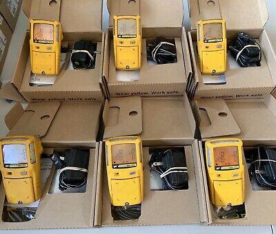 Bw Gasalert Max-xt Ii Multi Gas Monitor Detector Meter H2slelco New Oxygen