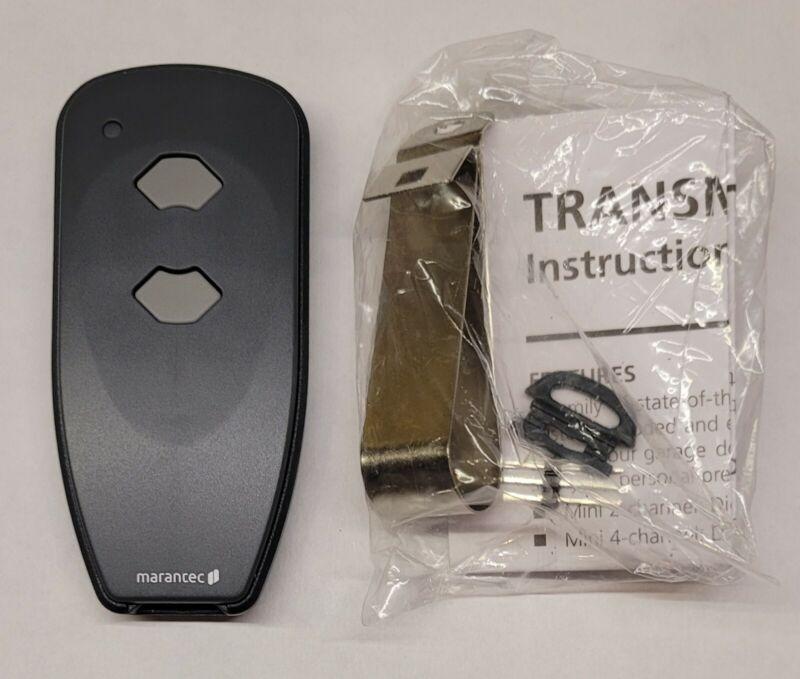 Marantec Digital 382 2 Channel 315 MHz 2-Button Garage Door Remote Control
