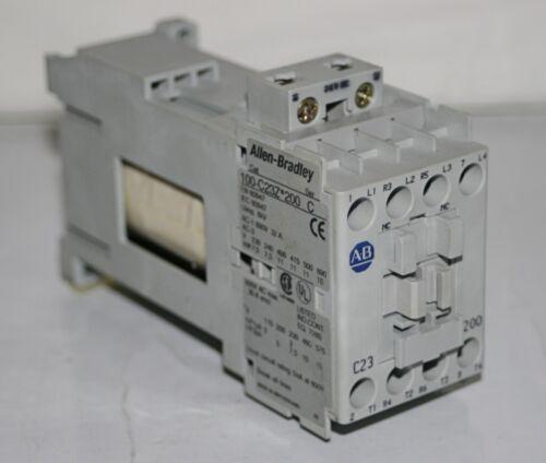 Allen-Bradley Contactor 100-C23Z*200 Series C