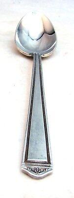 "International 1847 Rogers Silverplate 1923 ANNIVERSARY Lot of 2 Teaspoons 6"""