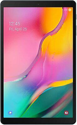 Samsung SM -T510NZKAXAR Galaxy Tab A10.1 32 GB Wifi Tablet Black 2019 Brand New