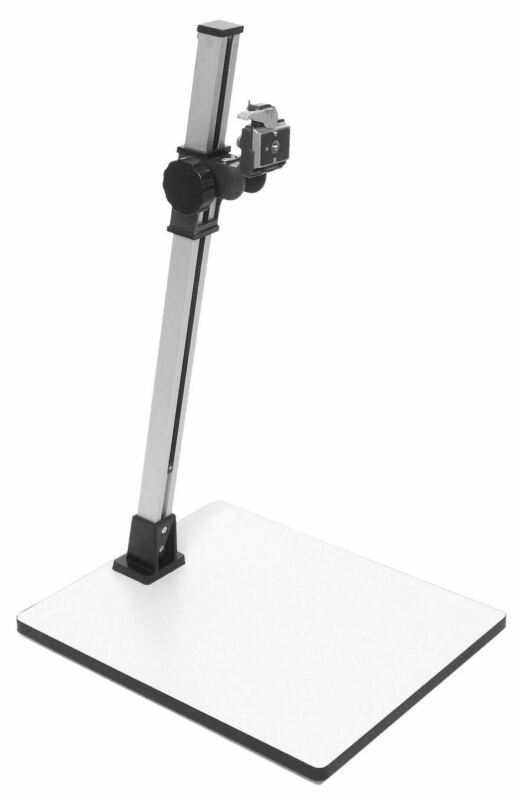 ALZO Copy Stand for Macro Tabletop Studio and Overhead Product Photography