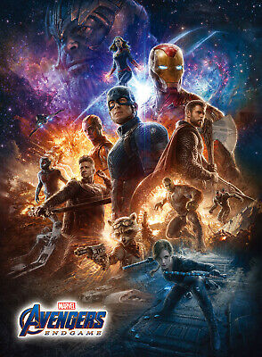 1000Piece Jigsaw Puzzle Marvel Avengers 10th Iron Man