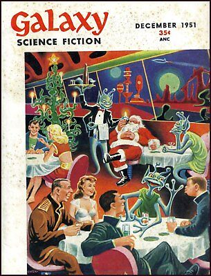 Galaxy Sci-Fi Magazine 243 Issues The Best Authors The Best Stories On (Best New Sci Fi Authors)