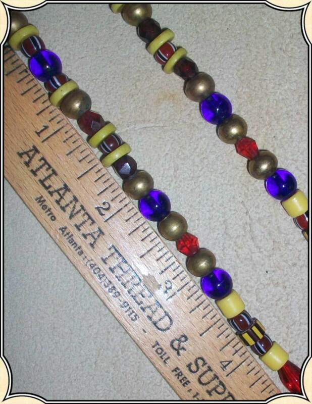 Beads - Rawhide Claw Necklace
