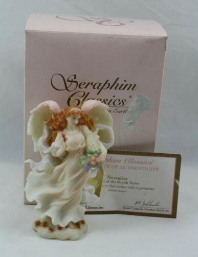 Seraphim Classics November Angel of the Month, Roman Inc.