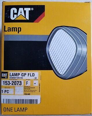 Genuine Oem Caterpillar Cat Lamps Gp Fld 153-2073  V New In Original Box