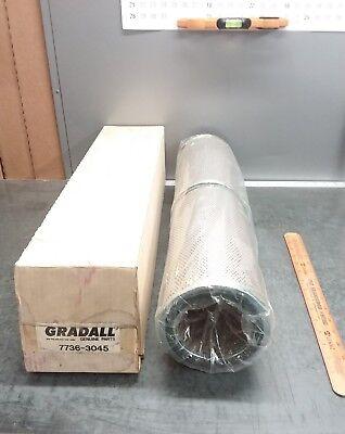 Nos Gradall Air Filter 77363045 7736-3045