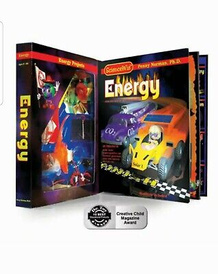 NEW ScienceWiz Energy Kit Age 8-80 Dr.Toy 10 BEST EDUCATIONAL PRODUCTS