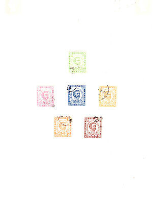 MONTENEGRO: OLD TIME COLLECTION. NICELY DISPLAYED. SOME MNH HIGH CV £ 55.00