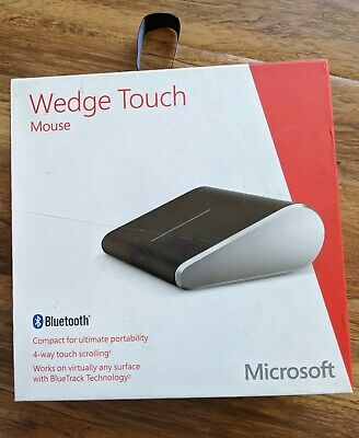 Microsoft Wedge Touch Mouse Bluetooth  - Black -